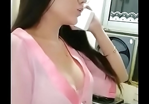 What happens in the air this sexy girl