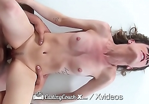 CASTINGCOUCH-X Fad wing pink pussy lips POUNDED