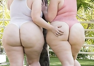 MUST Look at BOOTY Whack Obese Boodle and Tits Compilation
