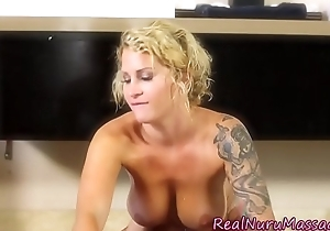 Nuru massaging tot jerks
