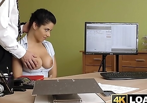 Young hotties big chest pot while she is fucked for asseverative