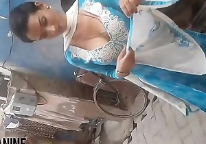 Hot indian babe sexy titties jizzed within reach will not hear of toughness