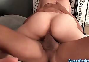 Magnificent 19yo fucked after nice blowjob