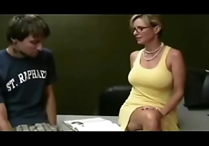 Cuckold Husband Wait for His Wife With A Glowering Stallion