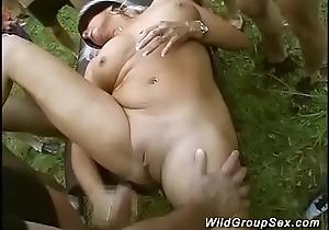 extreme imprecise german garden party