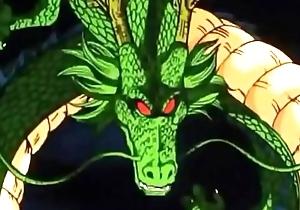 Dragon shindig Z Bulma first wish