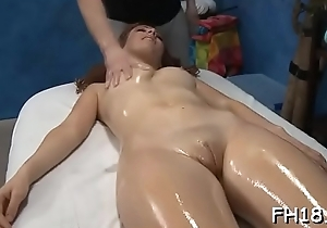 Descry these girls obtain screwed at the end of one's tether their massage therapeutist