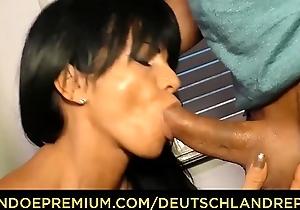 DEUTSCHLAND REPORT - Fat tits German MILF fucks unstinted cock