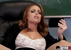 Smoking hot Britney Amber spitroasted by BBC students