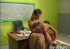 Incredible teacher licks pussy and sucks a large hard weasel words