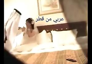 خليجي مع بنت سلطنه عمان يوم عرسه