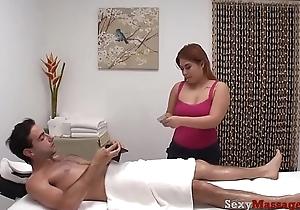 SexyMassageOil - Gorgeous Redhead Thai Knead Expert