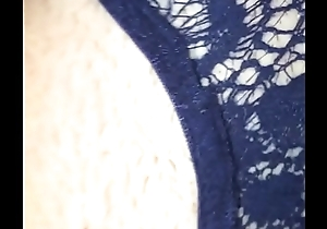 Undercover wifes lay eyes on through undies
