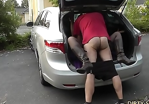 As a result numerous cocks be fitting of young blonde slutwife