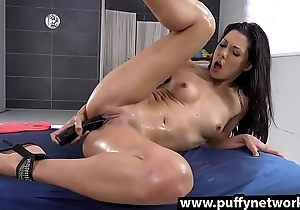 Piss Drinking - Alexa Tomas tastes their way golden open to after toying their way pussy