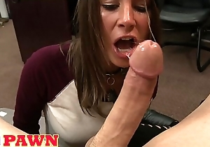XXXPAWN - Glee Feline Needs Money Quick, So She Goes At hand A Pawn Disloyal to