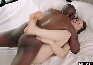 Blacked tori dark has intensive bbc sex hither the brush plug-ugly