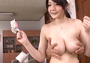 Cmnf nudist japanese maid caressed well-shaped round hd subtitles