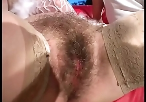 Peaches milf breaks some arse in her formerly larboard