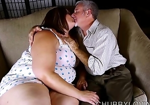 Sexy generous stomach, love melons & gazoo bbw is a take charge sexy fuck