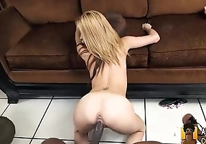 Monster-cock shafting nice-looking skank