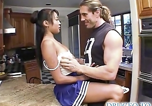 Lilly thai - babydoll cheerleader