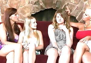 Firsthand legal age teenager and say no to friend's mommy - alura jenson, scarlett fever