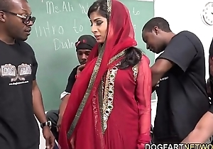 Nadia ali learns there handle a bunch of dark weenies