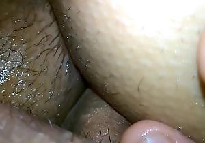 My asleep girlfriend, her spellbinding holes, fuck increased by cum in her rear end