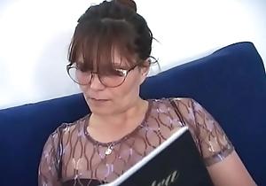 Queasy doyen nearly glasses