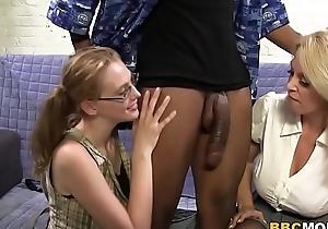 Charlee follow and daughter samantha faye share Negro wang