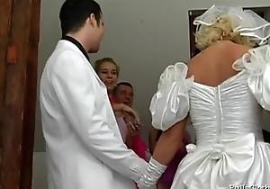 Fcs nuptial top off fuck