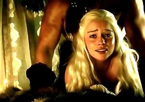 Emilia clarke pranks thrones - s01e02 2011 1080p
