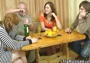 Old and young swingers from russia answerable for