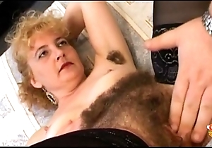 Hairy cum-hole is the swarms worthwhile!