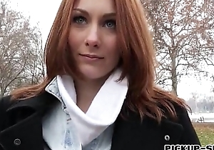 Redhead czech wan become man alice march gets gangbanged for ...