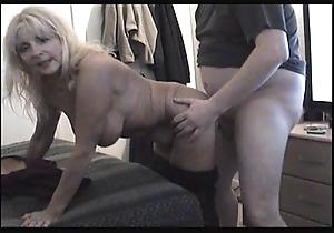 My sexy 63 yrs old girlfriend, maggie pt.2