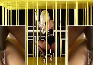 Nicki minaj delightful stuck on ass