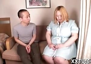 Huge tit bbw oriental hard role of (solidex)
