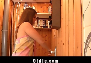 Hot oldyoung fucking everywhere a difficulty sauna