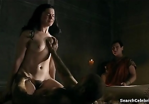 Spartacus gods be required of the arena - jessica be proper s...