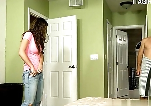 Molly jane on every side brutal feign daughter face gap fucking