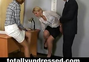 Demeaning absolutely unshod job interview