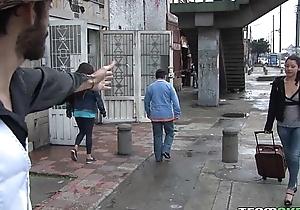 Latina maria lopez fucking a stranger
