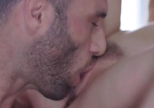 Office secretary sex ending with cumshot primarily pussy
