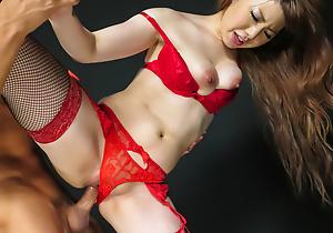 Stunning porn performance with sexyReika Ichinose