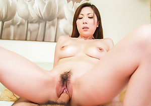 Pretty order about babe Mirei Yokoyama wants a consequential dick