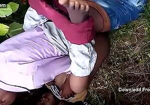 Cute Village randi Girl OutDoor Sliding roughly wainscot