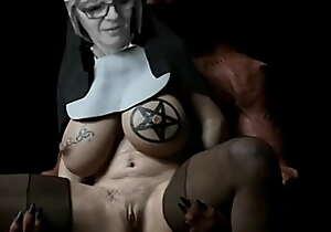 Satan's Convent nr 02 - Saddle PMV overwrought Curva71
